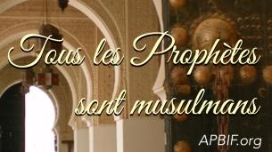 Prophètes de l'islam