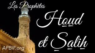 Prophète Houd, Prophète Salih