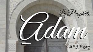 Prophète Adam