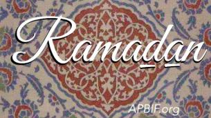 ramadan mois du jeûne
