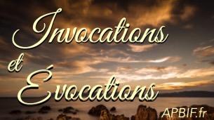 invocation (9)
